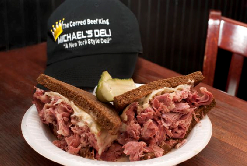Michael's Deli Brookline, Boston's Best Deli, Best Deli in Boston, Best Corned Beef